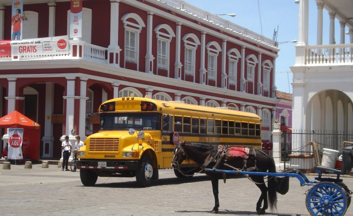 Revisiting Nicaragua