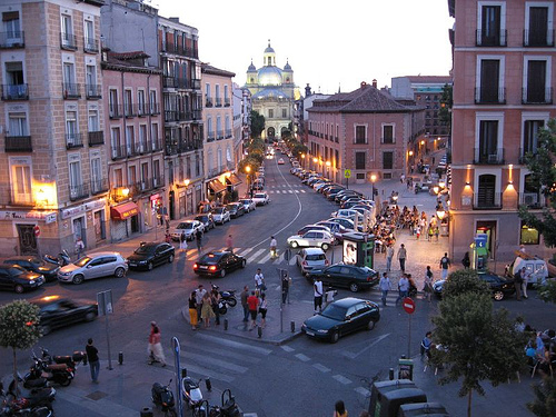 Dirty and Chaotic – Give Me a City Like Madrid Anytime